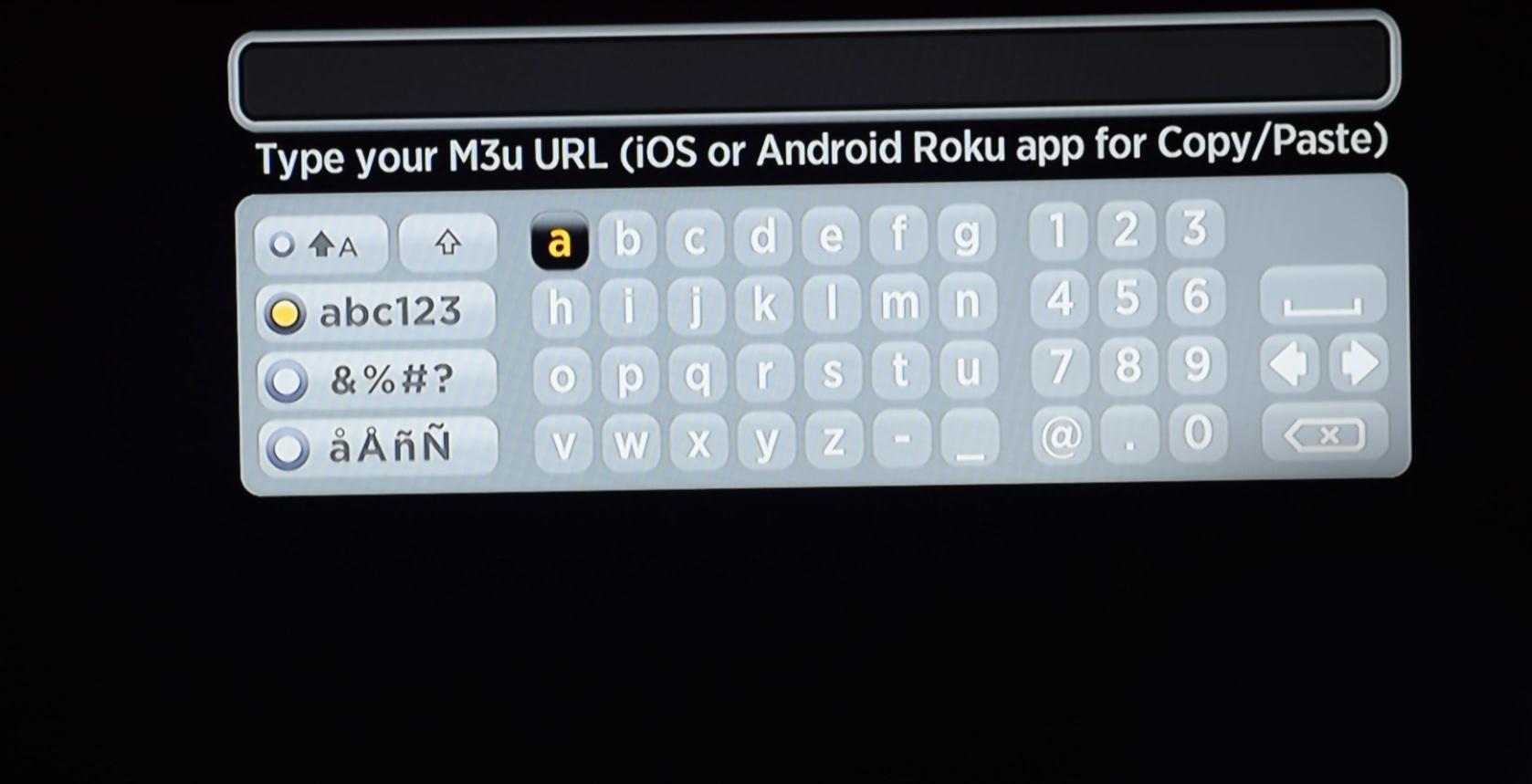 Using Roku