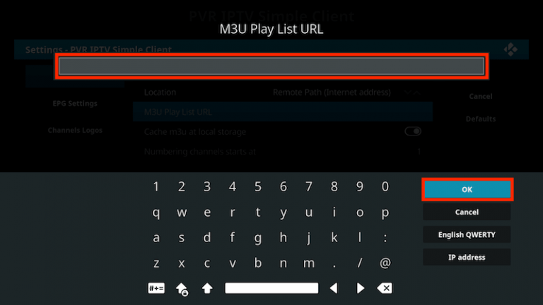 Using KODI (XBMC) Version 17 & Up
